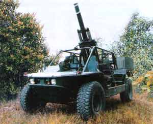 Super Rapid Advanced Mortar System (SRAMS) - Sursa: army-guide.com
