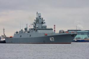 Admiral Gorshkov - Sursa: usni.org