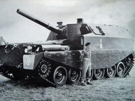 Centurion FV3805 - Sursa: wiki.wargaming.net