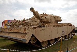 Centurion AVRE - Sursa: Wikimedia