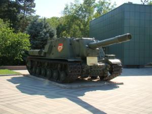 ISU-152 - Sursa: Wikipedia.org
