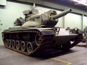 M60A2 - Sursa: Wikipedia.org