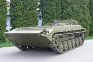 OT-90 Hybrid - Sursa: dssi.sk