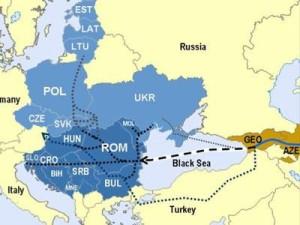 Traseu AGRI - Sursa: eurofora.net
