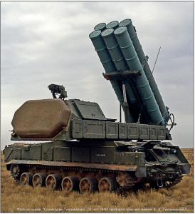BUK-M3 - Sursa: defence.pk