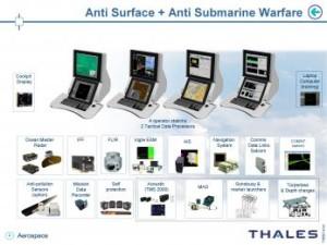 Thales AMASCOS - Sursa: thales7seas.com