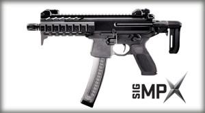 MPX - Sursa: sigsauer.com