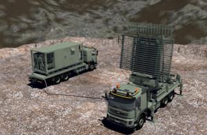 AN/TPS-77 MRR - Sursa: Lockheed Martin