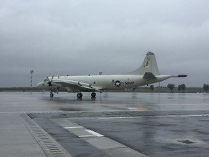 P-3C la Constanta - Sursa: US Navy, Lt. Mark Richard
