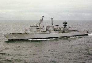 Destul de similare Type 22 Batch III - Sursa: Wikipedia.org