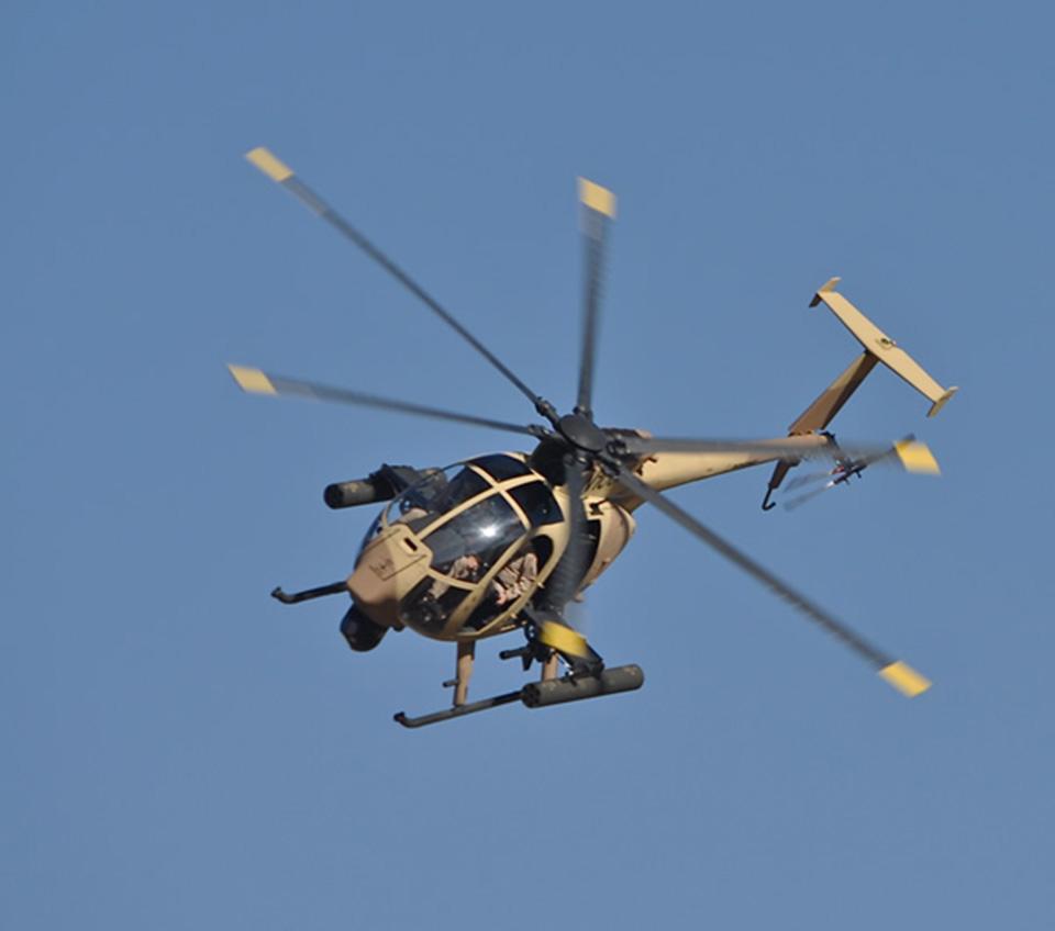 AH-6i - Sursa: Boeing