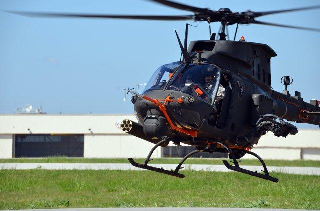 OH-58F - Sursa: army.mil