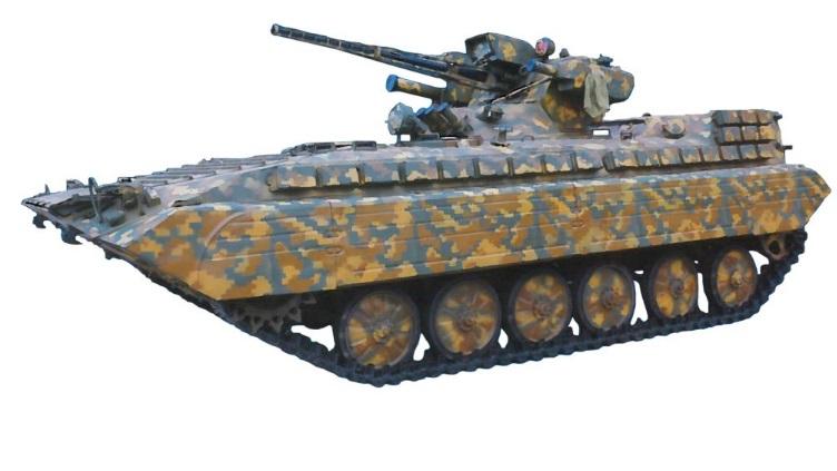 BMP-1 UM - Sursa: UkrOboronProm via Jane's