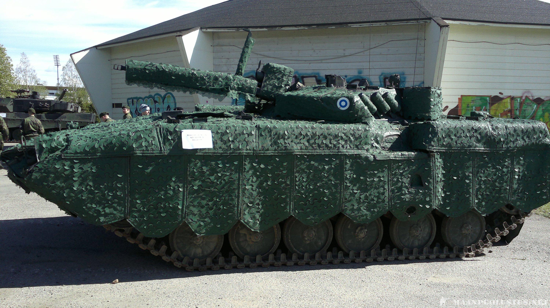 BMP-2 MD finlandez - Sursa: air-defense.net