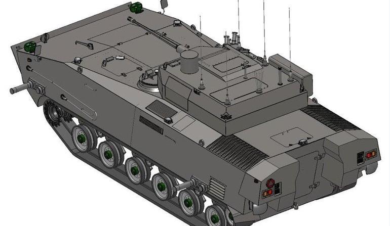 Borsuk - Sursa: defence24.com