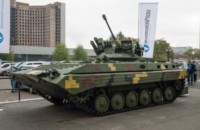BMP-1UMD - Sursa: kyivpost.com