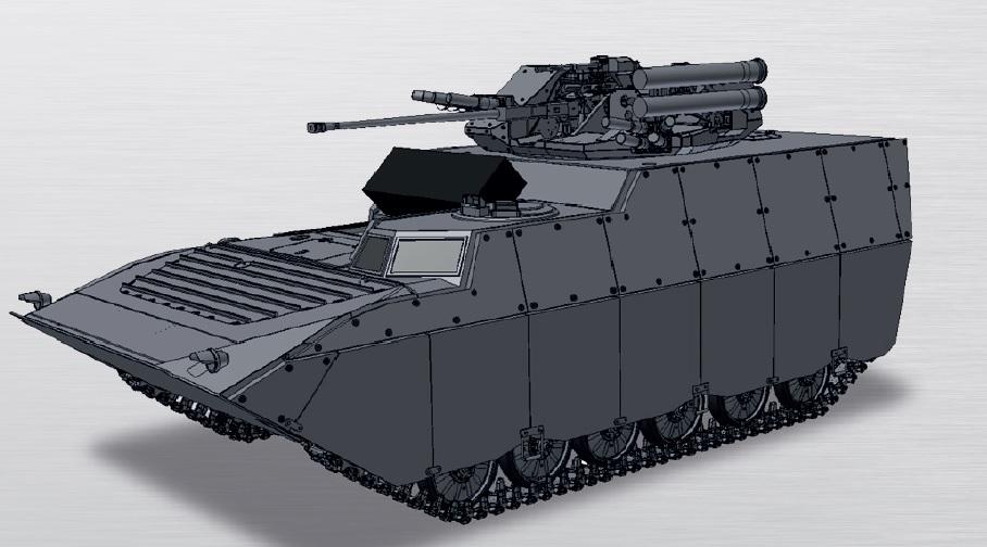 BMP-M2 CZ - Sursa: army-military.com