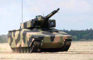Lynx KF31 - Sursa: Rheinmetall