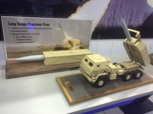 Lockheed Martin Long-Range Precision Fires - Sursa: Twitter