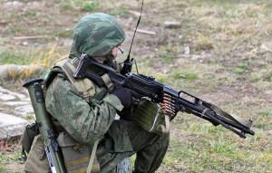 Vestitorul de vesti proaste, cercetas verde cu PKP - Sursa: Vitaly V. Kuzmin via Wikipedia.org