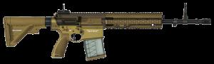 Merg pe HK417 - Sursa: H&K