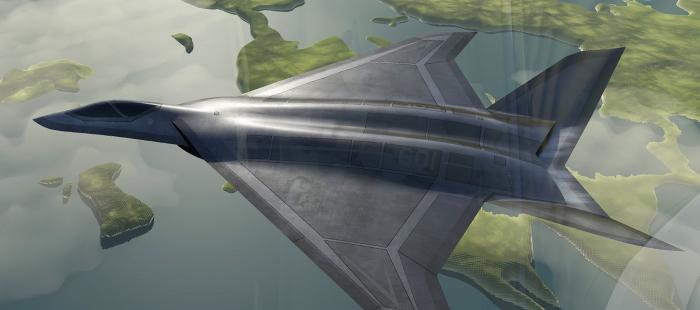 Lockheed Martin gen6 - Sursa: LM Skunk Works