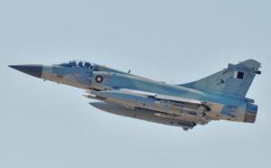 Pana acum n-au avut decat Mirage 2000-5, de acum or sa le aiba pe toate celelalte - Sursa: Paul Farley - US Navy.mil via Wikipedia