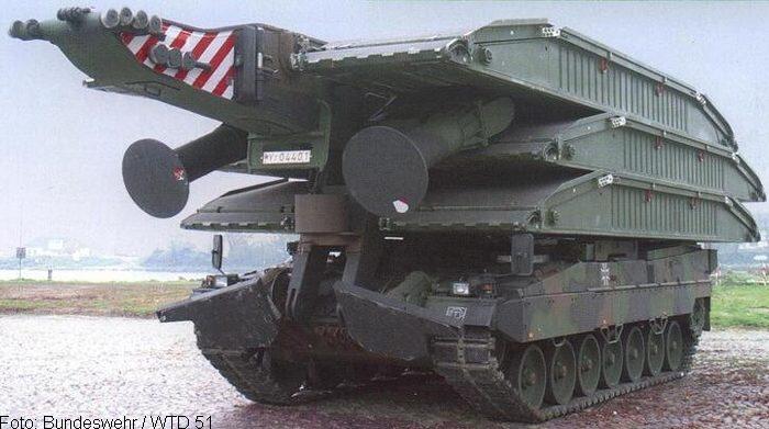 PSB 2 - Sursa: Bundeswehr/WTD51 via panzerbaer.de