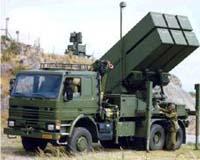 NASAMS mobil - Sursa: spacewar.com