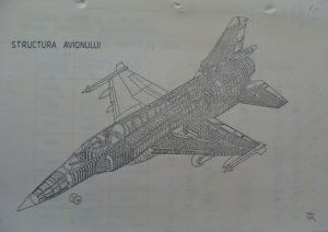 Demonstratorul IAR-S - Sursa: Repere pentru o istorie a supersonicului românesc via estica.eu
